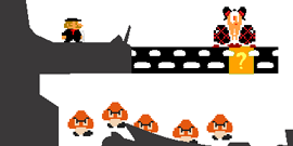 super mario mafia bros