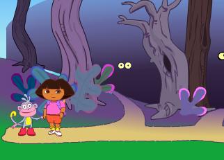 Dora et la Forêt Fantasmagorique
