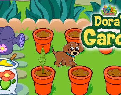 Le Jardin Magique de Dora